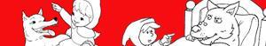ausmalbilder Rotkäppchen malvorlagen