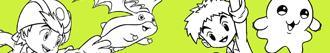 ausmalbilder Digimon malvorlagen