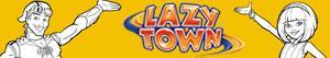 ausmalbilder Lazy Town malvorlagen