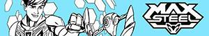 ausmalbilder Max Steel malvorlagen